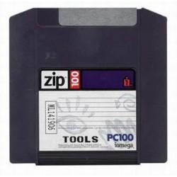 ZIP Disketa IOMEGA, 250 MB