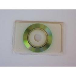 CD-R No Name 16 MB, Vizitkový formát