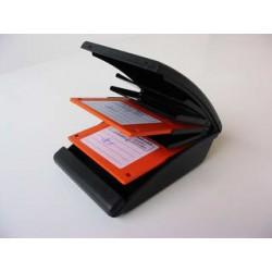 "Box na 5 disket 3.5"" přenosný ARCO černý"