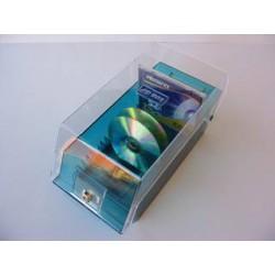 Box Univerzální 18 x CD nebo 24 x ZIP