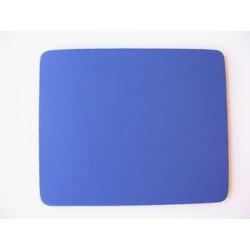 Podložka pod myš 24x22 cm, měkká, modrá