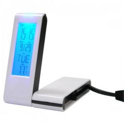 USB 2,0 HUB - 4 port bílý