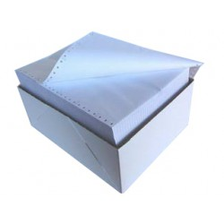 """Tabelační papír, 24x12"""", 1+1 (1.000 listů)"""