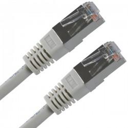 FTP kabel Cat.5, 3m stíněný, 2 x RJ45