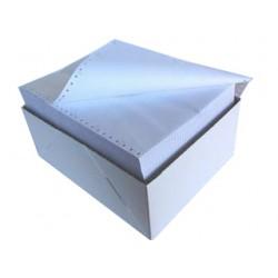 """Tabelační papír, 24x12"""", 1+2 (750 listů)"""