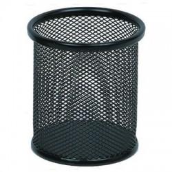 Kelímek na stůl velký, černý kov