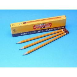 Dřevěná tužka TECHNICOLOR 1500/4B