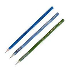 Dřevěná tužka ALPHA 1703/1, tvrdost 1