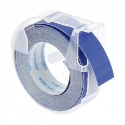 Páska pro DYMO kleště, 9 mm x 3 m, modrá