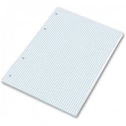 Vložky do čtyřkr. bloku, A4/100 listů, čtvereček