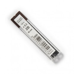 Tuhy 2B/0,5mm, 4152, měkké, 12 ks