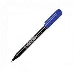 Popisovač 2846 permanent modrý, lihem smývatelný