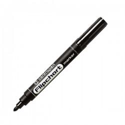 Značkovač 8550 vodní inkoust, flipchart, černý