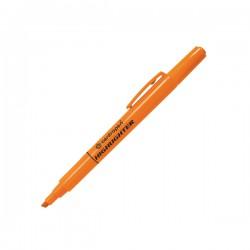 Zvýrazňovač 8722 permanent, šikmý hrot, oranžový