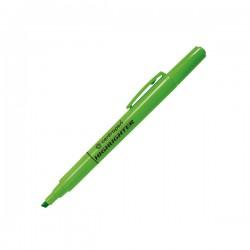 Zvýrazňovač 8722 permanent, šikmý hrot, zelený