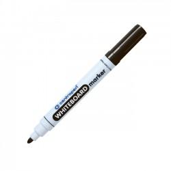 Značkovač 8559 hrot 5 mm, za sucha stíratelný, černý