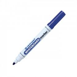 Značkovač 8559 hrot 5 mm, za sucha stíratelný, modrý