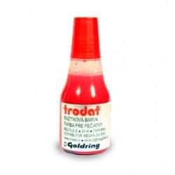Razítková barva TRODAT 7010, červená, 28ml
