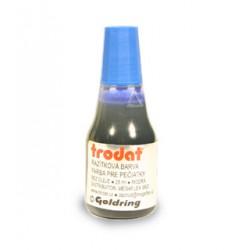 Razítková barva TRODAT 7010, modrá, 28ml