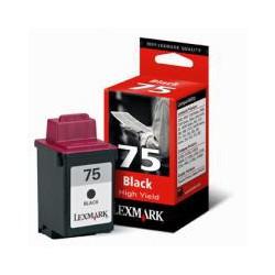 Cartridge Lexmark č.75,12A1975, černý ink., ORIGINÁL