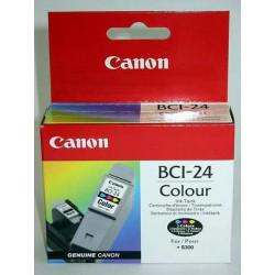Cartridge Canon č.24Co, BCI-24 C, tri-color ink., ORIGINÁL
