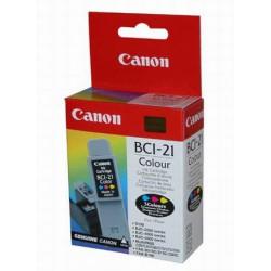 Cartridge Canon BCI-21 C, tri-color ink., ORIGINÁL