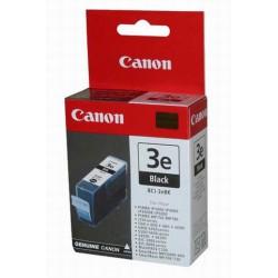 Cartridge Canon č.3B, BCI-3eBK, černý ink., ORIGINÁL