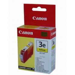 Cartridge Canon č.3Y, BCI-3e Y, žlutý ink., ORIGINÁL