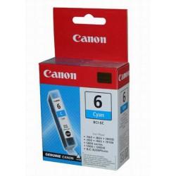 Cartridge Canon č.6C, BCI-6 C, modrý ink., ORIGINÁL