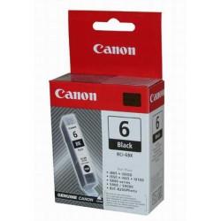 Cartridge Canon č.6BK, BCI-6 Bk, černý ink., ORIGINÁL
