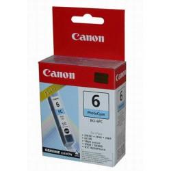 Cartridge Canon č.6PC, BCI-6 PC, modrý photo ink.,ORIGINÁL