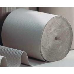 Vlnitá lepenka papírová dvouvrstvá 105 cm šíře, role 100 m