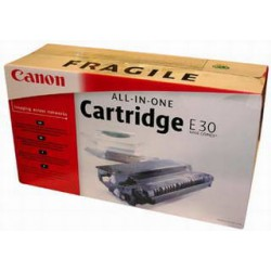 Cartridge Canon E30 (E31), černá náplň, ORIGINÁL