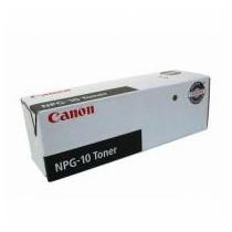 Toner Canon NP-G10, černá náplň, ORIGINÁL