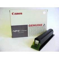 Toner Canon NP-G1, černá náplň, ORIGINÁL