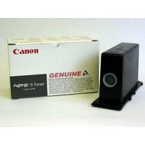 Toner Canon NP-G5, černá náplň, ORIGINÁL