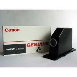 Toner Canon NP-G7, černá náplň, ORIGINÁL
