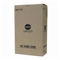 Toner Minolta Di 2510, černá náplň, 205B, ORIGINÁL