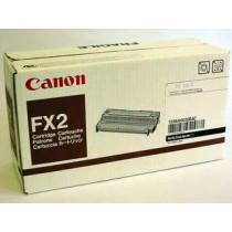 Cartridge Canon FX-2, černá náplň, ORIGINÁL