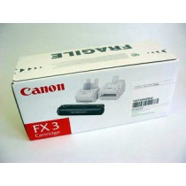 Cartridge Canon FX-3, černá náplň, RENOVOVANÁ