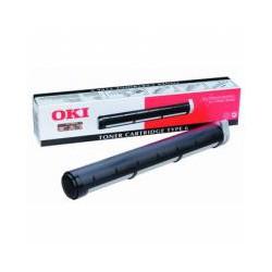 Cartridge Oki OPg8p, černá náplň, ORIGINÁL