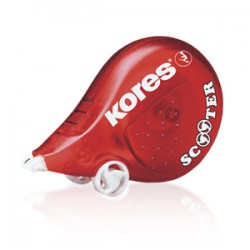Korekční roller KORES Scooter, 4,2 mm x 8 m