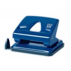 Děrovač SAX 306, 20 listů, modrý
