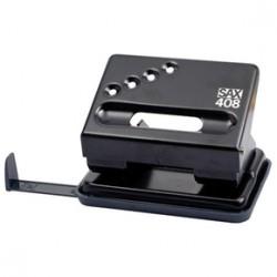 Děrovač SAX 408, 30 listů, černý