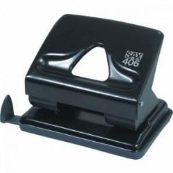 Děrovač SAX 406, 30 listů, černý