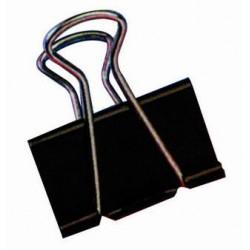 Double clip, šířka 19 mm / 12 ks