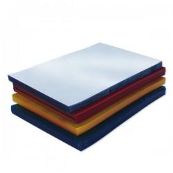 Fólie přední A4/0.20mm pro kroužk.vazbu žluté