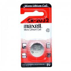 Baterie CR 2032, 3V Maxell