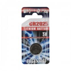 Baterie CR 2025, 3V Maxell