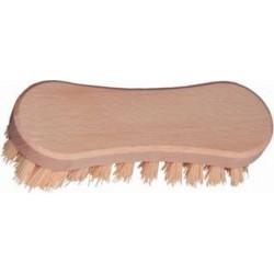 Kartáč podlahový ruční, dřevo, piškot, 4209